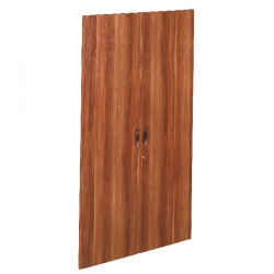 Avior Cherry 1800mm Cupboard Doors (Pack of 2) KF72316