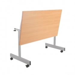 Jemini 1200mm Flip Top Table Beech KF838319