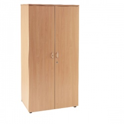 Jemini 2000mm Cupboard 4 Shelf Maple KF838435