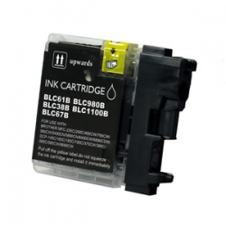 Brother LC1100BK Black Ink Cartridge - Compatible