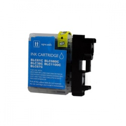 Brother LC1100C Cyan Ink Cartridge - Compatible