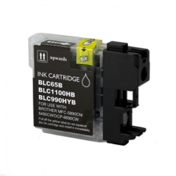 Brother LC1100HYBK High Yield Black Ink Cartridge - Compatible