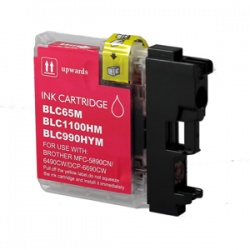 Brother LC1100HYM High Yield Magenta Ink Cartridge - Compatible
