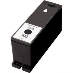 Compatible Lexmark 14N1068E (100XL) High Capacity Black Ink Cartridge