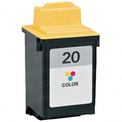 Remanufactured Lexmark 15M0120 (20) Colour Ink Cartridge