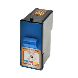 Remanufactured 18L0042E (83) Colour Ink Cartridge