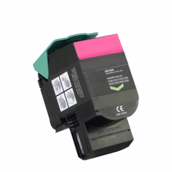Remanufactured Lexmark 802SM0 (802SM) Magenta Toner Cartridge