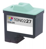 Remanufactured Lexmark 10N0227E (27) Colour Ink Cartridge