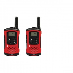 Motorola TLKR T40 Consumer Two-Way Radio (Pack of 2) MR61583