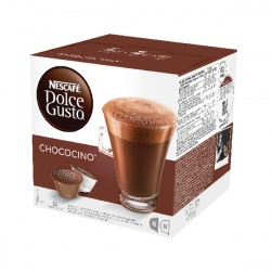 Nescafé Dolce Gusto Chocolate Capsules (Pack of 48) 12019670