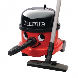 Numatic Red Henry Commercial Vacuum Cleaner 847016