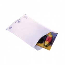 Ampac Extra Strong Polythene Padded Envelope Bubble Lined 230 x 345mm Opaque (Pack of 100) KSB-3