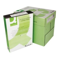 Q-Connect White A4 80gsm Copier Paper (Pack of 2500) KF01087