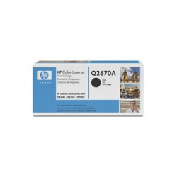 HP Q2670A Toner Cartridge Black 6K - Remanufactured