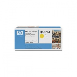 HP Q2672A Toner Cartridge Yellow 4K - Remanufactured