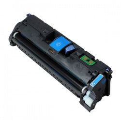 HP Q3961A Toner Cartridge Cyan 4K - Remanufactured