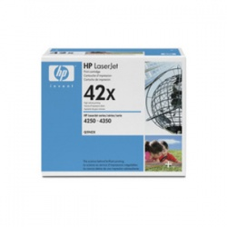 HP Q5942X (42X) Black Toner 20k - Remanufactured