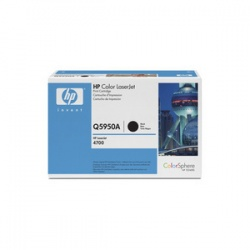 HP Q5950A Toner Cartridge Black 11K - Remanufactured