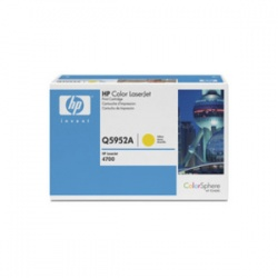 HP Q5952A Toner Cartridge Yellow 10K - Remanufactured