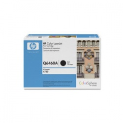 HP Q6460A Toner Cartridge Black - Remanufactured