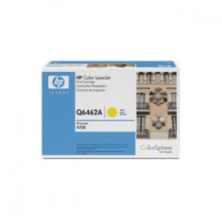 HP Q6462A Toner Cartridge Yellow - Remanufactured