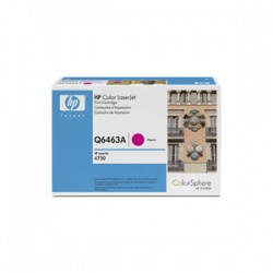 HP Q6463A Toner Cartridge Magenta - Remanufactured