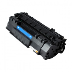 HP Q7553A Toner Cartridge Black - Remanufactured