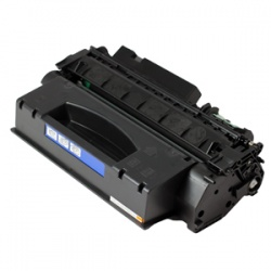 HP Q7553X Toner Cartridge Black - Remanufactured