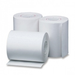 Prestige Thermal Credit Card Roll White 57mm x 46mm (Pack of 20) THM572512
