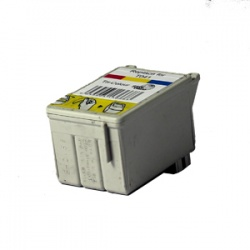 Epson C13T04104010 (T041) Colour Ink Cartridge - Remanufactured