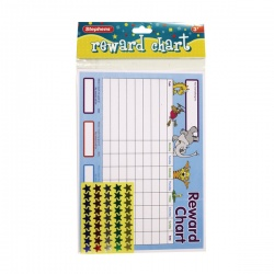 Stephens Reward Chart (Pack of 10) RS048053