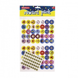 Stephens Reward Pack of Stickers (Pack of 250) RS048152