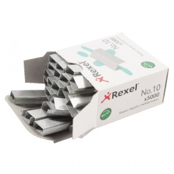 Rexel Staples No10 5mm 6005 Pack of 5000