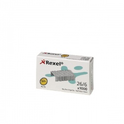 Rexel Staples No56 6mm (Pack of 1000) 6131