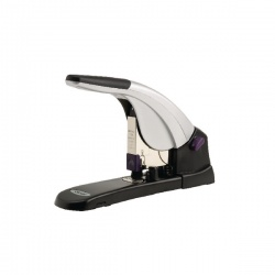 Rexel Mercury Heavy Duty Stapler Silver and Black 2100922