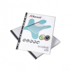 Rexel Ecodesk Pocket A3 Landscape (Pack of 30) 2102578