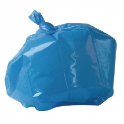 Refuse Sack 100g Blue (Pack of 200) CS004