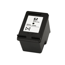 Remanufactured HP 62 (C2P04AE) Black Cartridge