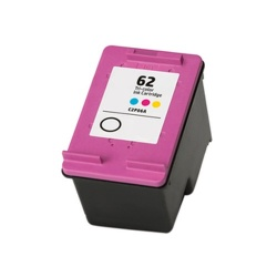 Remanufactured HP 62 (C2P06AE) Colour Cartridge