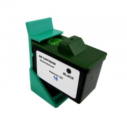 Remanufactured Lexmark 10N0016E (16) Black Ink Cartridge