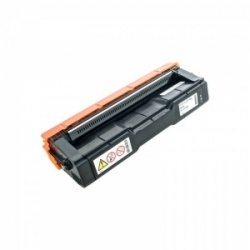 Ricoh 406053 (406097) Cyan Toner Cartridge - Remanufactured