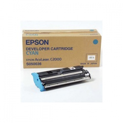 Epson C13S050036 Cyan Toner Cartridge - Remanufactured