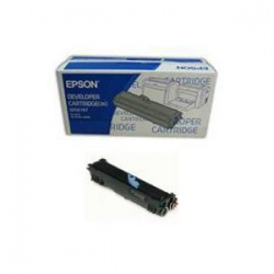 Epson S050167 Black Toner Cartridge 3K - Remanufactured