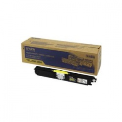 Epson C1600 Yellow Toner Cart 2.7k - Remanufactured