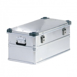 Container With Lid Aluminium 309693