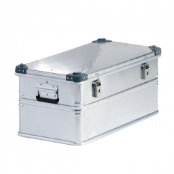 Container With Lid Aluminium 309694