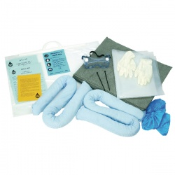 Plumber Spill Kit Mixed 322709