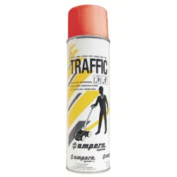 Traffic Paint Red (Pack of 12) 373881