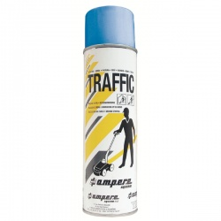 Traffic Paint Blue (Pack of 12) 373882