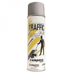 Traffic Paint Grey (Pack of 12) 373884